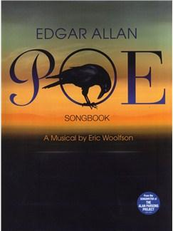 Eric Woolfson: Edgar Allan Poe Musical Songbook Buch | Klavier, Gesang & Gitarre