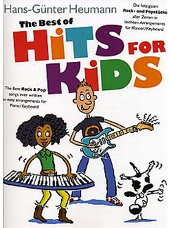 Hans-Gunter Heumann: The Best Of Hits For Kids Books | Keyboard, Piano