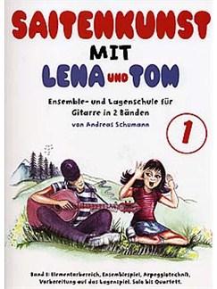 Saitenkunst Mit Lena Und Tom - Band 1 Buch | Gitarre