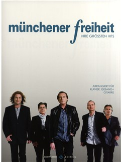 Münchener Freiheit - Ihre Größten Hits Buch | Klavier, Gesang & Gitarre