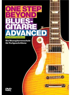 Ralf Fiebelkorn: One Step Beyond - Bluesgitarre (DVD) DVDs / Videos | Guitar