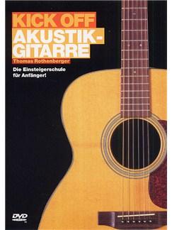 Kick Off Akustik-Gitarre D(VD) DVDs / Videos | Guitar