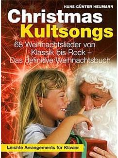 Hans-Gunter Heumann: Christmas Kultsongs Buch | Klavier, Gesang & Gitarre (mit Akkordsymbolen)