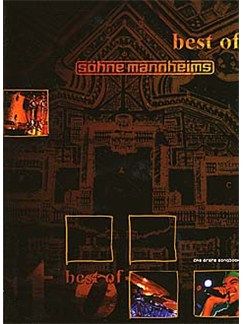 Best Of Söhne Mannheims Buch | Klavier, Gesang & Gitarre (mit Griffbildern)