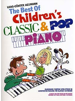 Best Of Children's Classic And Pop Piano Books | Piano