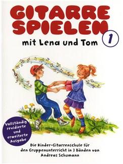 Gitarre Spielen mit Lena und Tom - Book 1 Books | Guitar