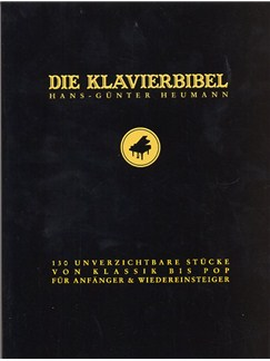 Hans-Günter Heumann: Die Klavierbibel Livre | Piano, Paroles et Accords