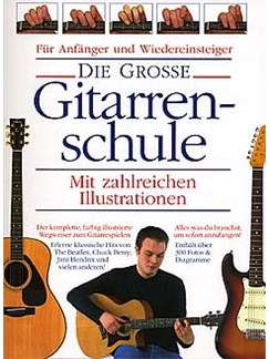 Die Grosse Gitarrenschule Books and CDs | Guitar