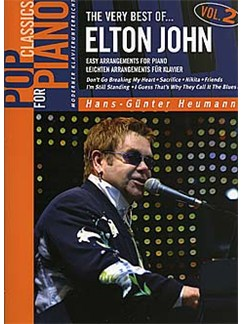 The Very Best Of Elton John: Volume 2 Books | Piano, Vocal & Guitar (with Chord Symbols)