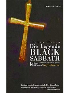Die Legende Black Sabbath Books |