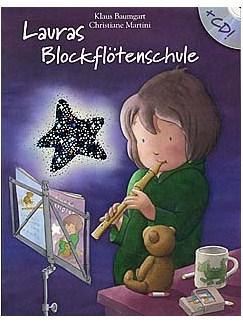 Klaus Baumgart/Christiane Martini: Laura's Blockflötenschule Books and CDs | Recorder