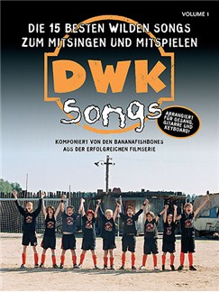 DWK Songs - Volume 1 Books | Piano, Vocal & Guitar