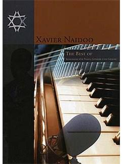 Xavier Naidoo: The Best Of... Books   Piano, Vocal & Guitar