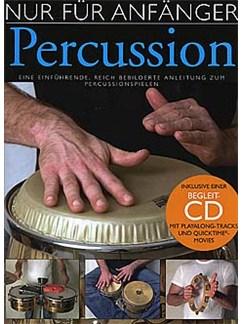 Nur Für Anfänger - Percussion (Book And CD) Buch und CD | Schlagzeug, Percussion