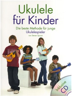 Steven Sproat: Ukulele Für Kinder Books and CDs | Ukulele