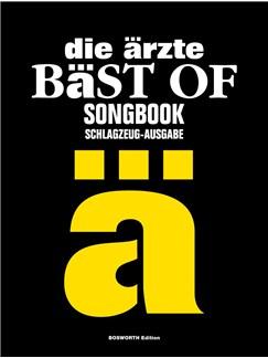 Die Ärzte: Bäst Of Songbook - Schlagzeug-Ausgabe Books | Drums