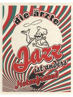 Die Ärzte: Jazz Ist Anders - Notenfreund Buch | Melodielinie, Text & Akkorde