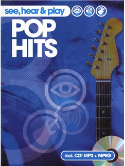 See, Hear And Play Pop Hits Books | Guitar, Voice