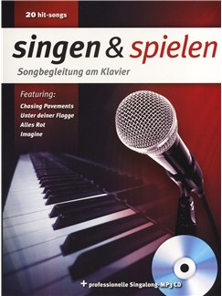 Singen & Spielen - Songbegleitung Am Klavier Books and CDs | Piano, Vocal & Guitar