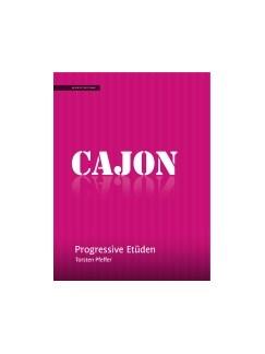 Torsten Pfeffer: Cajon - Progressive Etuden Books | Cajon