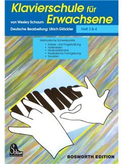 John Wesley Schaum: Klavierschule für Erwachsene 3 & 4 Buch | Klavier