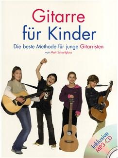 Matt Scharfglass: Gitarre Für Kinder Books and CDs | Guitar Tab