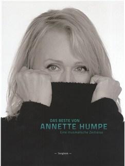 Das Beste von Annette Humpe - Eine Musiklische Zeitreise Books | Piano, Vocal & Guitar