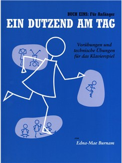 A Dozen A Day Book One (German Edition) Books | Piano