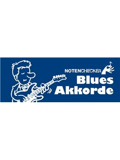 Notenchecker Blues Akkorde  | Guitar