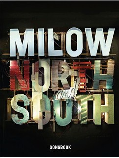 Milow: North and South Buch | Klavier, Gesang & Gitarre
