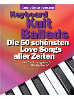 Keyboard Kult Ballads Books | Keyboard