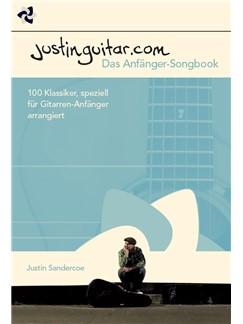 Justinguitar.com - Das Anfänger-Songbook (Deutsche Ausgabe) Buch | Gitarre, Text & Akkorde