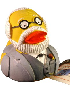The Freud Rubber Duck  |