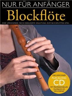 Nur Für Anfänger: Blockflöte Books and CDs | Recorder
