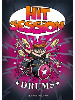 Hit Session Drums Buch | Schlagzeug
