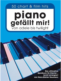 Piano Gefällt Mir! 50 Chart & Film Hits Books | Piano (with Chord Symbols)