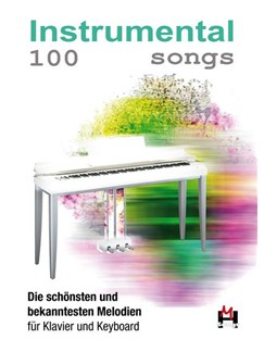 100 Instrumental Songs For Piano Or Keyboard Books | Piano, Keyboard