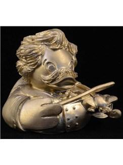 The Johann Strauss II Rubber Duck  |