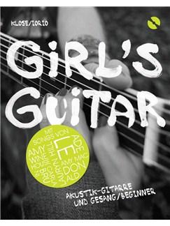 Anke Maria Iorio/Tobias Klose: Girl's Guitar Buch und CD | Gitarre