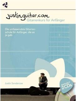 Justinguitar.com - Gitarrenkurs für Anfänger Buch und CD | Gitarre
