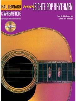 Mehr Leichte Pop Rhythmen Books and CDs | Guitar