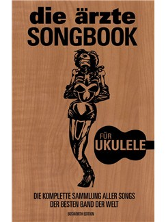 die ärzte Songbook (Ukulele) Buch | Ukulele