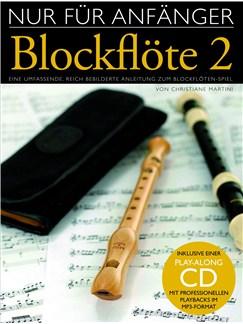 Nur Für Anfänger Blockflöte 2 Buch | Blockflöte