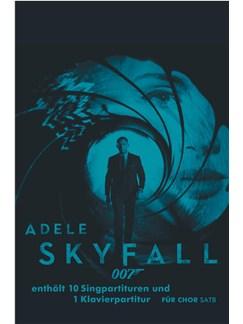 Adele: Skyfall (SATB/Piano Pack) Books | SATB, Piano Accompaniment