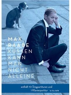 Max Raabe: Küssen Kann Man Nicht Alleine (SATB/Piano Pack) Books | SATB, Piano Accompaniment