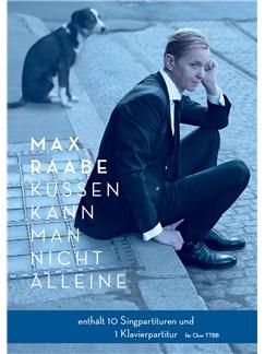 Max Raabe: Küssen Kann Man Nicht Alleine Books | TTBB, Piano