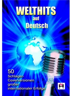 Welthits Auf Deutsch Books | Voice, B Flat Instruments