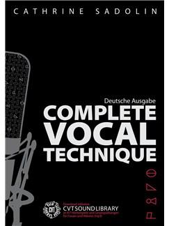 Cathrine Sadolin: Complete Vocal Technique (German) Books | Voice