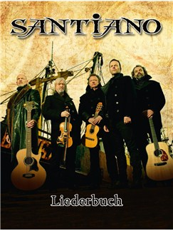 Santiano: Liederbuch (P/V/G) Books | Piano, Vocal & Guitar