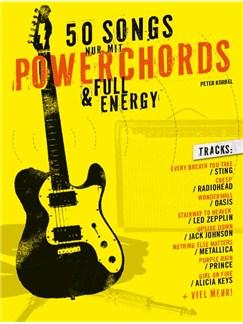 50 Songs Nur Mit Powerchords & Full Energy Buch | Gitarre